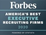 America's best executive recruiting firm Forbes 2020