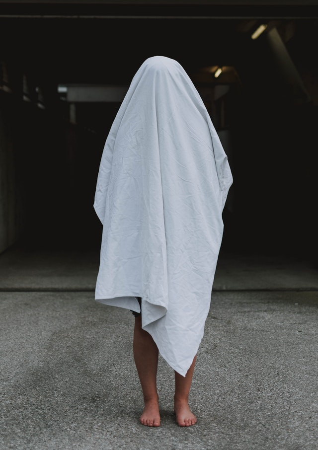 ghosting isn't cool professional advice