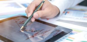 Stylus on tablet med device recruiters