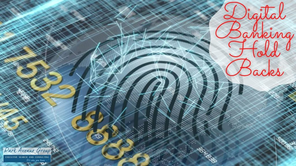 finger print on a banking card
